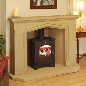 Bohemia 50x stove