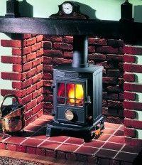 Coalbrookdale Little Wenlock Mk3 stove