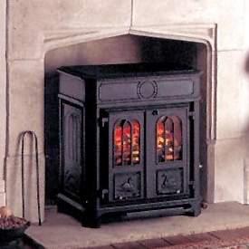 Coalbrookdale Severn stove