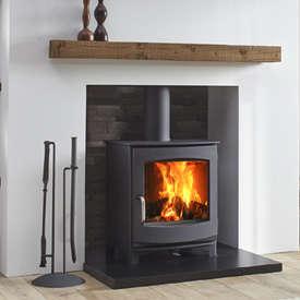 Dik Geurts Ivar 5 low stove