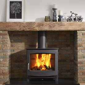 Dik Geurts Ivar 8 low stove
