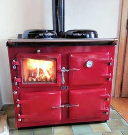 Eco 3 Oven Range Cooker stove