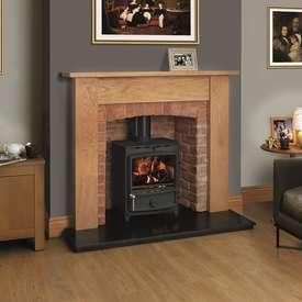 FDC 5kW wide stove