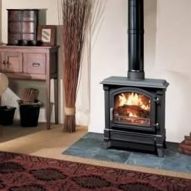 Harmony 33 stove