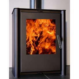 Isis 10-11kW Convection stove