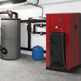 Klover KL Industrial Log Boilers