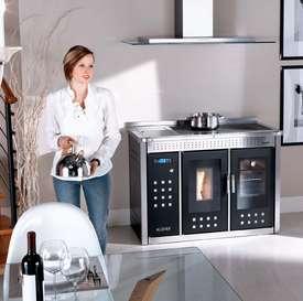 Klover Smart 120 wood pellet cooker