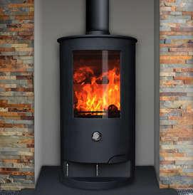 Leaf Hawthorn 5 compact stove