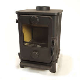 Morso Squirrel 1412 smokeless stove