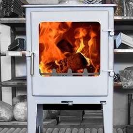 Saltburn stove