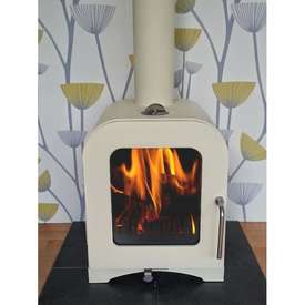 Vesta V2 2kw woodburning stove