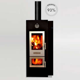 Walltherm boiler stove