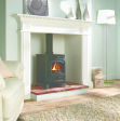 Aarrow Sherborne compact stove