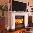 Aquatherm Eco boiler stoves