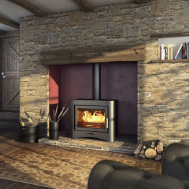 Broseley eVolution 26 boiler stove