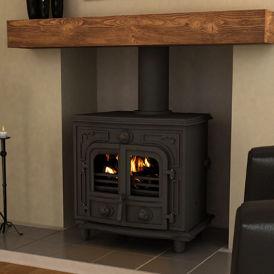 Broseley Hercules 12b boiler stove