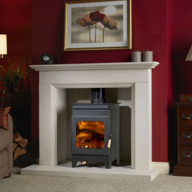Burley Hollywell 1905 stove
