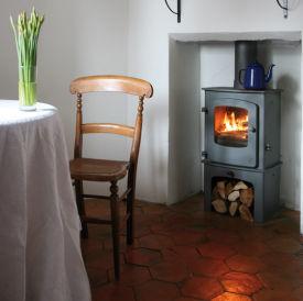Charnwood Cove 1 stove