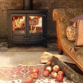 Charnwood Island III stove