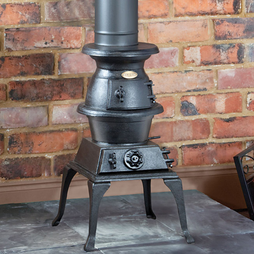 Clarke Potbelly Stove Standard Size Reviews Uk