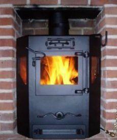 Dowling Tardis stove