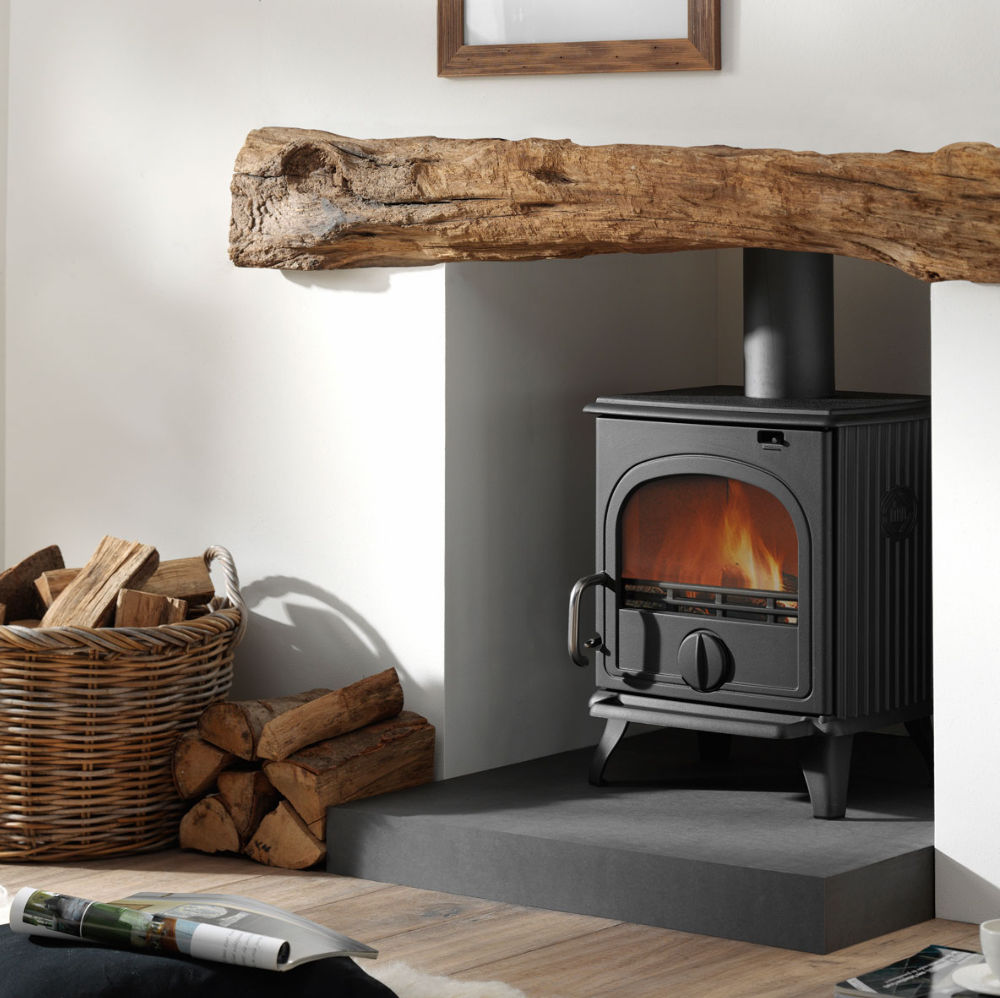 Images Of Living Rooms With Wood Burning Stoves