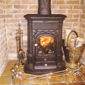 Edwina Mk 2 stove