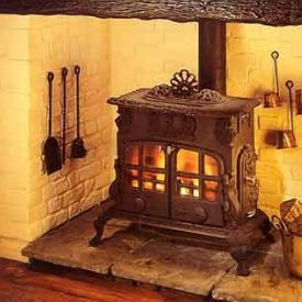 Esse Dragon multi fuel stove