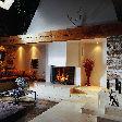 Fondis Carina Panoramic stove