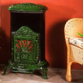 Franco Belge Parisienne stove