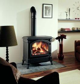 Harmony 43 stove