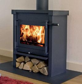 Jacobus 9 stove