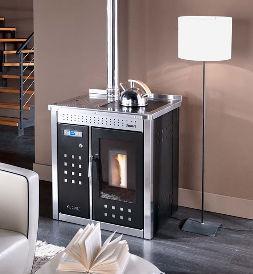 Klover Smart 80 wood pellet cooker