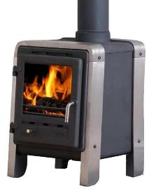 Kooga clean burn stove