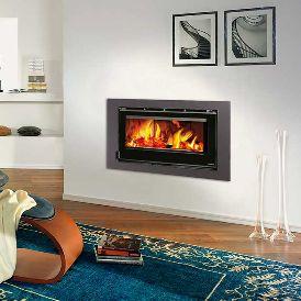 La Nordica Crystal 100 Insert stove