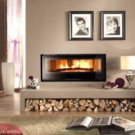 La Nordica Crystal 1300 Insert stove