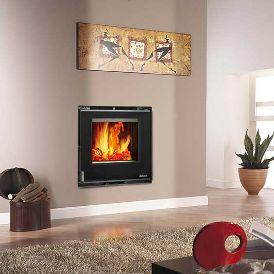 La Nordica Crystal 50 Insert stove