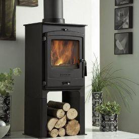 Portway 1 contemporary stove