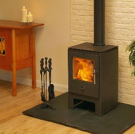 Scanline 6 stove