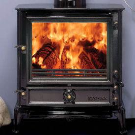 Stovax Brunel 3cb stove