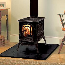 Vermont Castings Aspen II multifuel stove