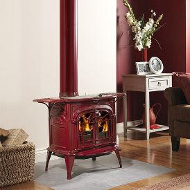 Vermont Castings Intrepid 2 Multi fuel stove