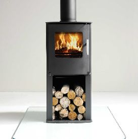 Wesfire Series One Pedestal Stove