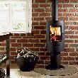 Westfire 21 pedestal stove