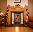 Woodfire 12i contemporary insert boiler stove