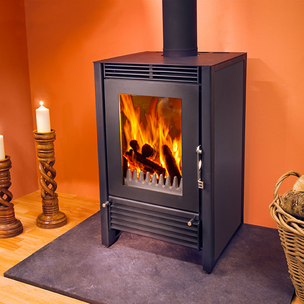 Woodfire F12 Contemporary Boiler Stove Reviews Uk