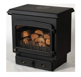 Woodwarm Fireview 16kw stove