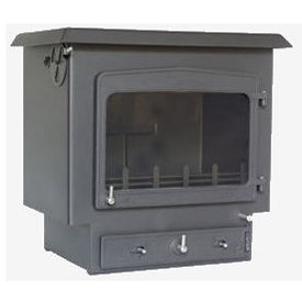 Woodwarm Fireview 20kw