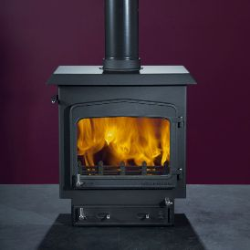 Woodwarm Fireview doublesided stove