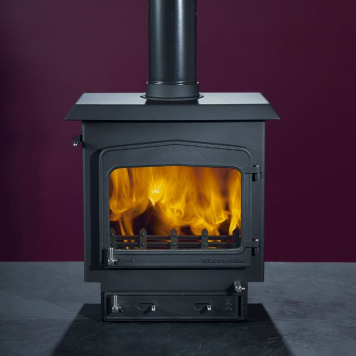 woodwarm fireview doublesided stove reviews uk. Black Bedroom Furniture Sets. Home Design Ideas